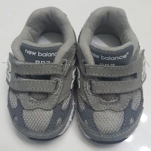 Size 2 New Balance baby shoes